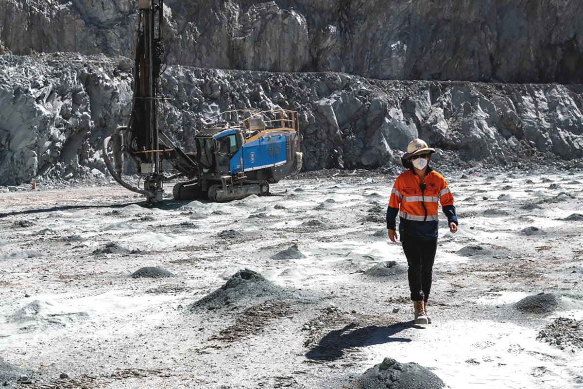 Jarahfire Blast Hole Drilling